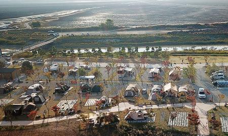 줄포만 갯벌생태공원 캠핑장 작은이미지