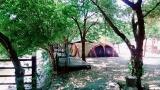 가족 소풍 캠핑장 작은 사진
